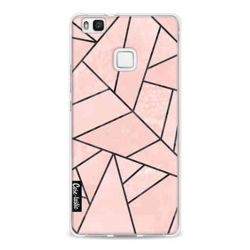 Casetastic Softcover Huawei P9 Lite - Rose Stone