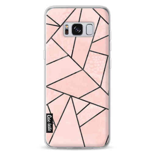 Casetastic Softcover Samsung Galaxy S8 - Rose Stone