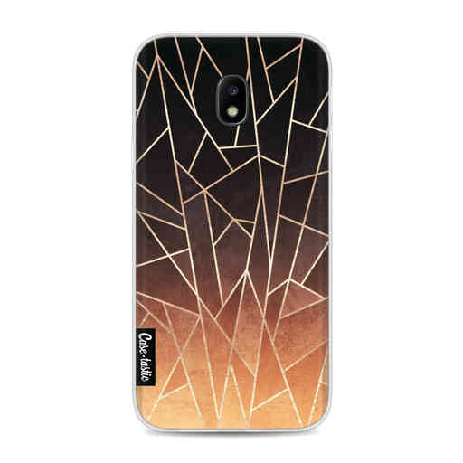 Casetastic Softcover Samsung Galaxy J3 (2017) - Shattered Ombre