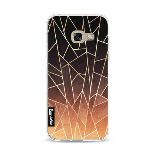 Casetastic Softcover Samsung Galaxy A3 (2017)  - Shattered Ombre