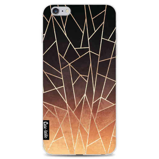 Casetastic Softcover Apple iPhone 6 Plus / 6s Plus - Shattered Ombre