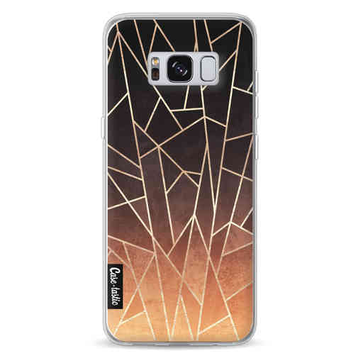 Casetastic Softcover Samsung Galaxy S8 - Shattered Ombre