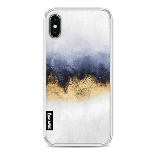 Casetastic Softcover Apple iPhone X / XS - Sky
