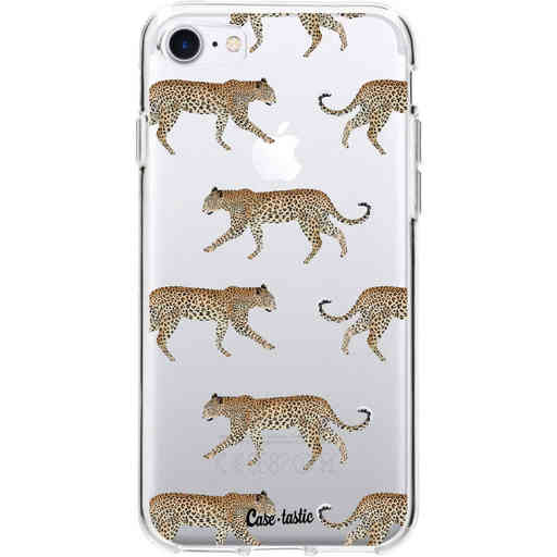 Casetastic Softcover Apple iPhone 7 / 8 / SE (2020) - Hunting Leopard