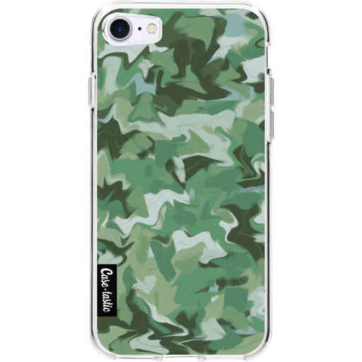 Casetastic Softcover Apple iPhone 7 / 8 / SE (2020) - Army Camouflage
