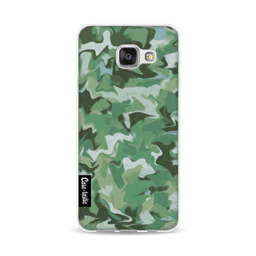 Casetastic Softcover Samsung Galaxy A3 (2016) - Army Camouflage