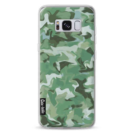 Casetastic Softcover Samsung Galaxy S8 - Army Camouflage
