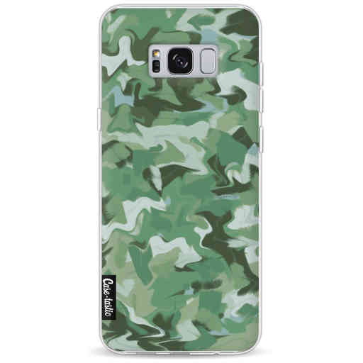 Casetastic Softcover Samsung Galaxy S8 Plus - Army Camouflage