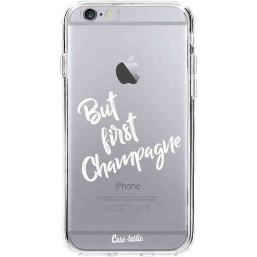 Casetastic Softcover Apple iPhone 6 / 6s - But First Champagne