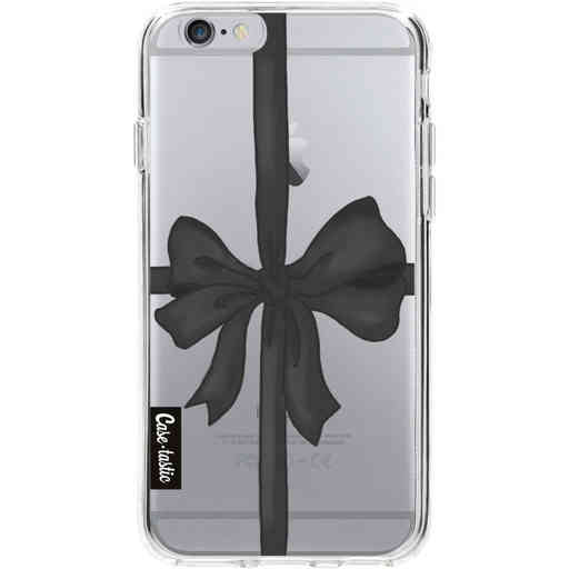Casetastic Softcover Apple iPhone 6 / 6s - Black Ribbon