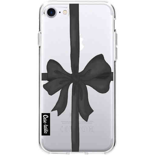 Casetastic Softcover Apple iPhone 7 / 8 / SE (2020) - Black Ribbon