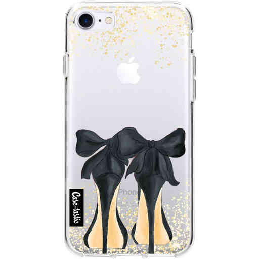 Casetastic Softcover Apple iPhone 7 / 8 / SE (2020) - Sparkling Shoes