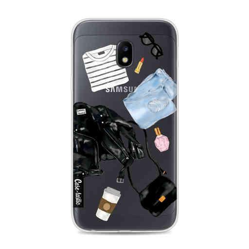 Casetastic Softcover Samsung Galaxy J3 (2017) - Fashion Flatlay