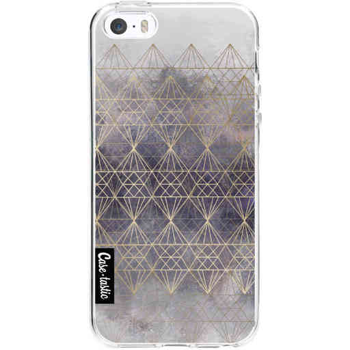 Casetastic Softcover Apple iPhone 5 / 5s / SE - Cold Diamonds