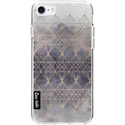 Casetastic Softcover Apple iPhone 7 / 8 / SE (2020) - Cold Diamonds