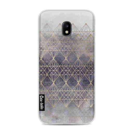 Casetastic Softcover Samsung Galaxy J3 (2017) - Cold Diamonds