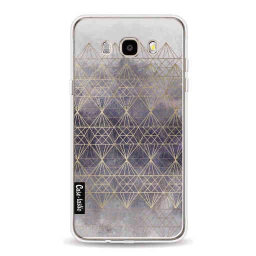 Casetastic Softcover Samsung Galaxy J5 (2016) - Cold Diamonds
