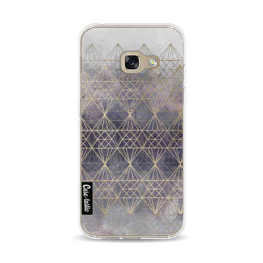 Casetastic Softcover Samsung Galaxy A3 (2017)  - Cold Diamonds
