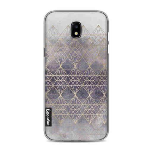 Casetastic Softcover Samsung Galaxy J5 (2017) - Cold Diamonds