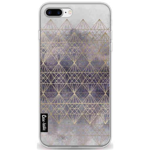 Casetastic Softcover Apple iPhone 7 Plus / 8 Plus - Cold Diamonds
