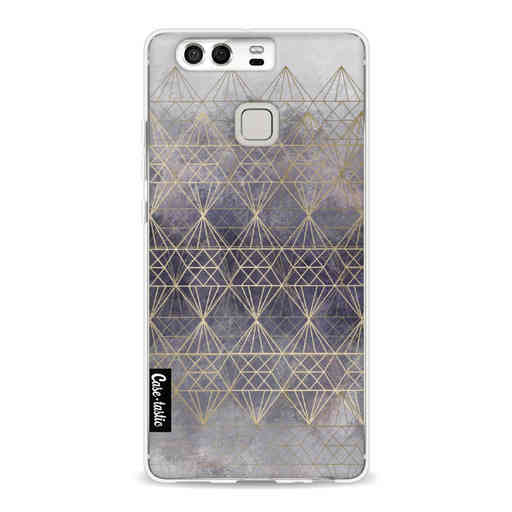 Casetastic Softcover Huawei P9 - Cold Diamonds