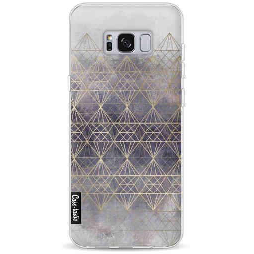 Casetastic Softcover Samsung Galaxy S8 Plus - Cold Diamonds
