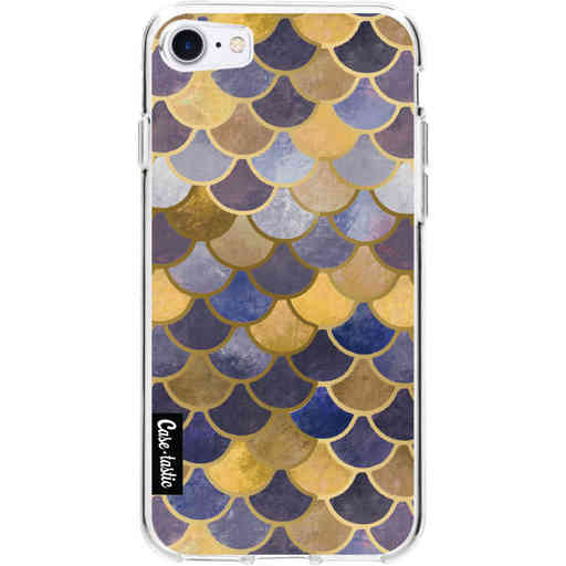 Casetastic Softcover Apple iPhone 7 / 8 / SE (2020) - Sapphire Scales