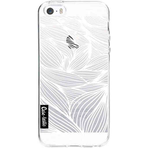 Casetastic Softcover Apple iPhone 5 / 5s / SE - Wavy Outlines
