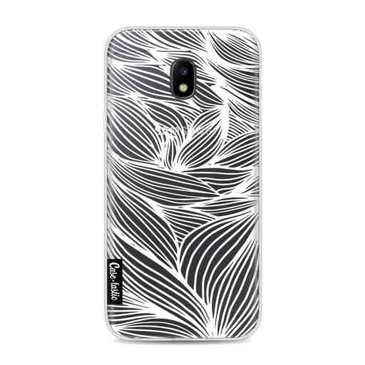 Casetastic Softcover Samsung Galaxy J3 (2017) - Wavy Outlines