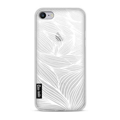 Casetastic Softcover Apple iPhone 8 - Wavy Outlines