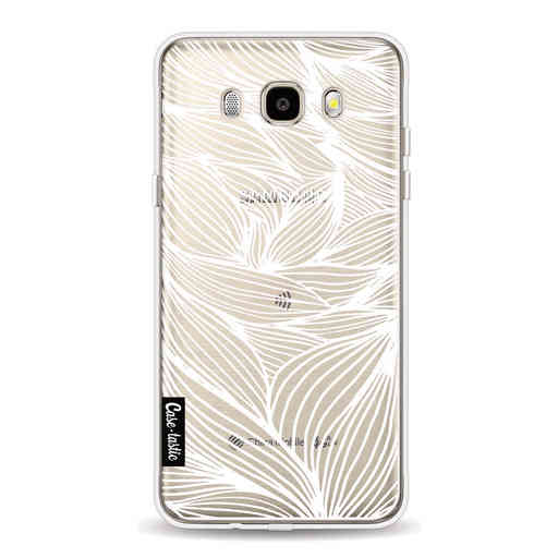 Casetastic Softcover Samsung Galaxy J5 (2016) - Wavy Outlines