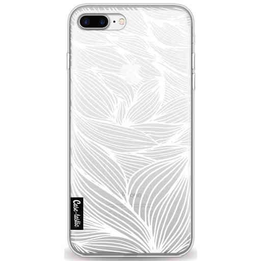 Casetastic Softcover Apple iPhone 7 Plus / 8 Plus - Wavy Outlines