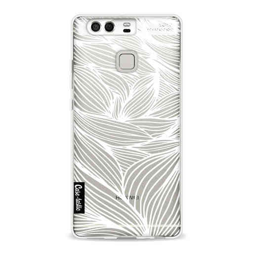 Casetastic Softcover Huawei P9 - Wavy Outlines
