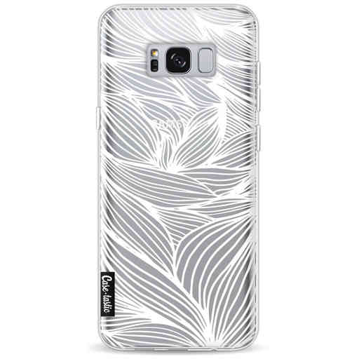 Casetastic Softcover Samsung Galaxy S8 Plus - Wavy Outlines