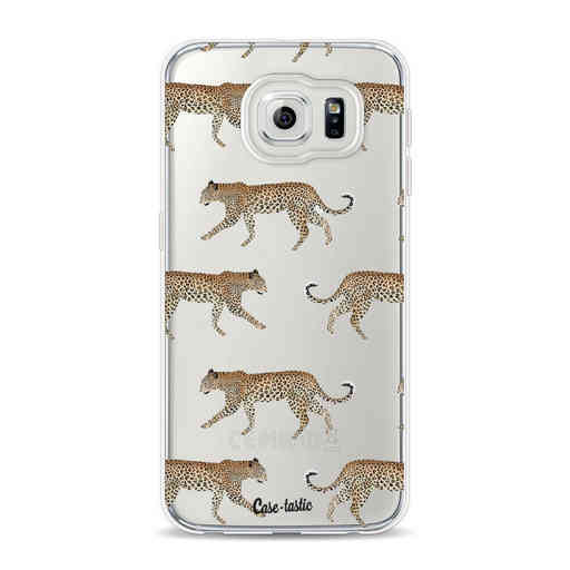 Casetastic Softcover Samsung Galaxy S6 - Hunting Leopard