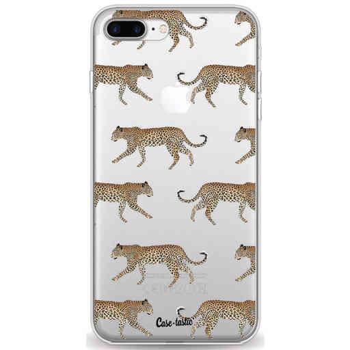 Casetastic Softcover Apple iPhone 7 Plus / 8 Plus - Hunting Leopard