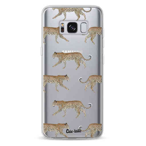 Casetastic Softcover Samsung Galaxy S8 - Hunting Leopard