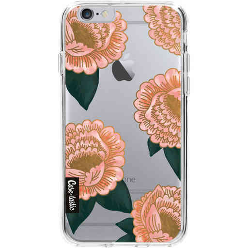 Casetastic Softcover Apple iPhone 6 / 6s - Winterly Flowers