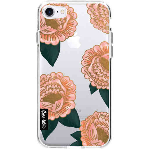 Casetastic Softcover Apple iPhone 7 / 8 / SE (2020) - Winterly Flowers