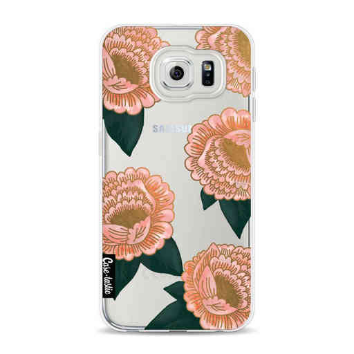 Casetastic Softcover Samsung Galaxy S6 - Winterly Flowers