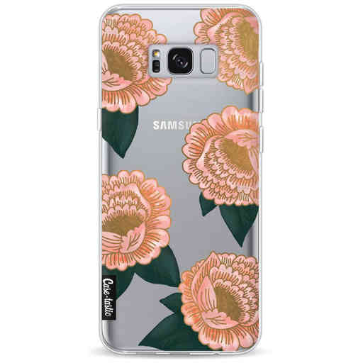 Casetastic Softcover Samsung Galaxy S8 Plus - Winterly Flowers