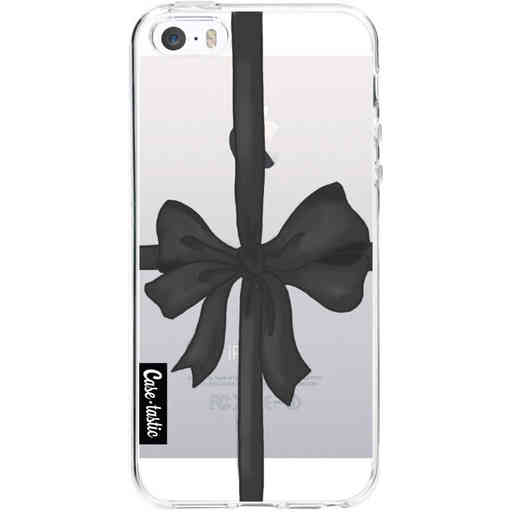 Casetastic Softcover Apple iPhone 5 / 5s / SE - Black Ribbon