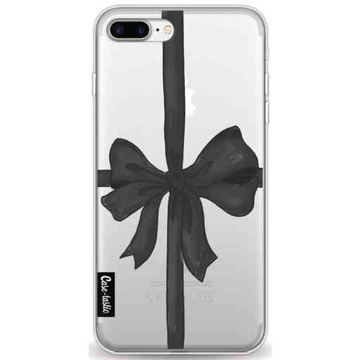 Casetastic Softcover Apple iPhone 7 Plus / 8 Plus - Black Ribbon