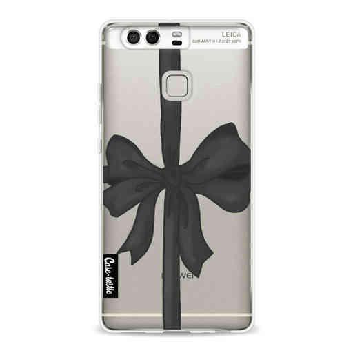 Casetastic Softcover Huawei P9 - Black Ribbon