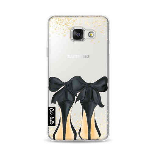 Casetastic Softcover Samsung Galaxy A3 (2016) - Sparkling Shoes