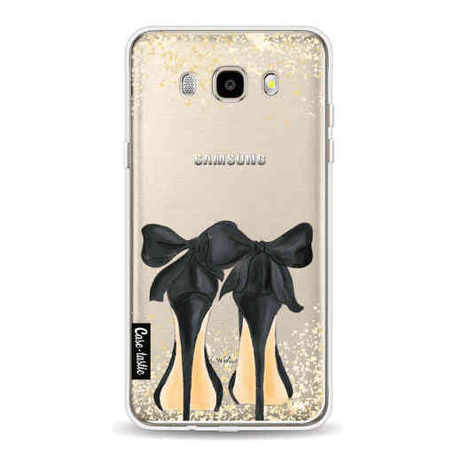 Casetastic Softcover Samsung Galaxy J5 (2016) - Sparkling Shoes