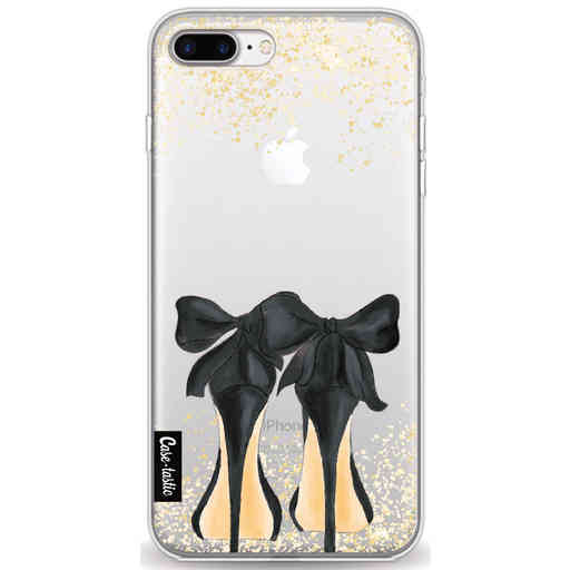 Casetastic Softcover Apple iPhone 7 Plus / 8 Plus - Sparkling Shoes