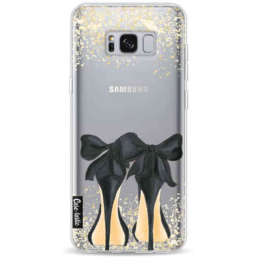 Casetastic Softcover Samsung Galaxy S8 Plus - Sparkling Shoes