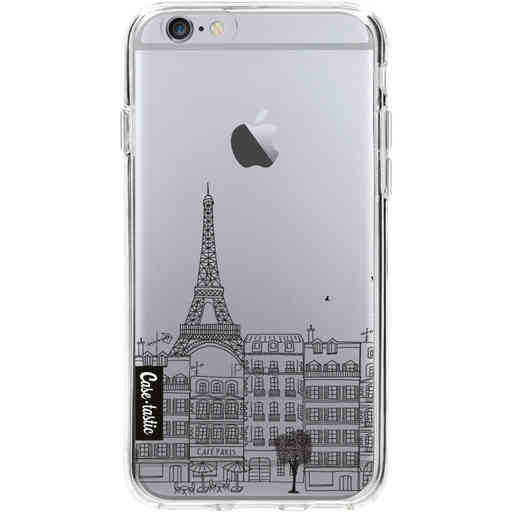 Casetastic Softcover Apple iPhone 6 / 6s - Paris City Houses