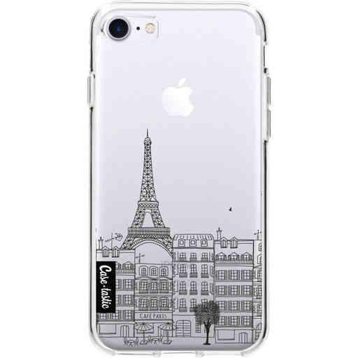 Casetastic Softcover Apple iPhone 7 / 8 / SE (2020) - Paris City Houses